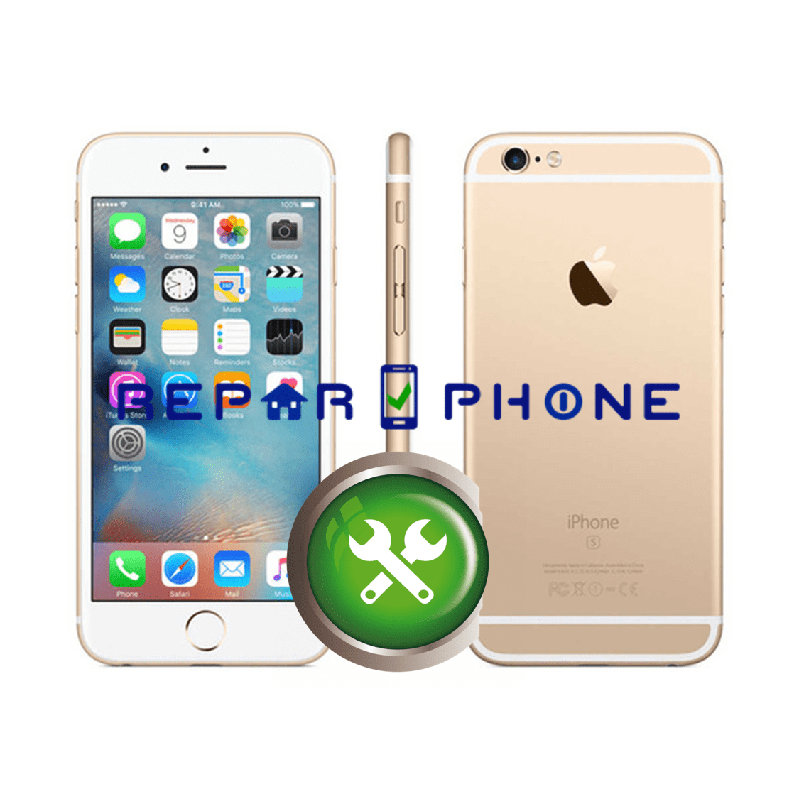 Reparar iPhone 6S en Madrid