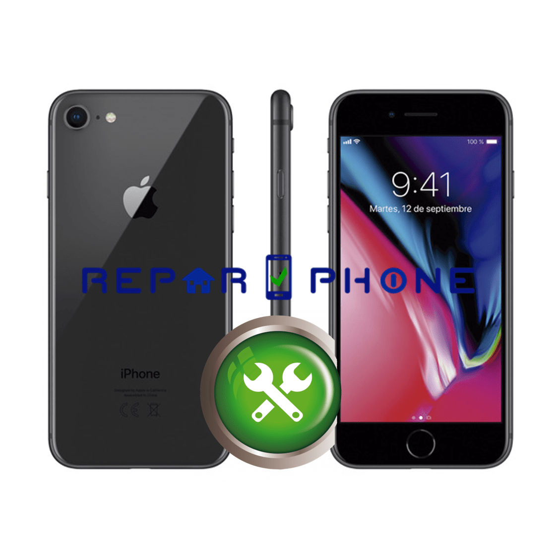 Reparar iPhone 8 en Madrid